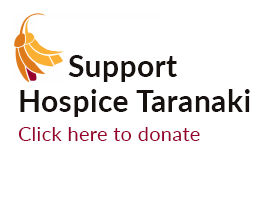 Support Hospice Taranaki - Click here to donate